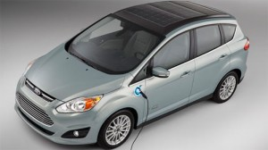 Ford's-Solar-Powered-Hybrid-Concept-Car